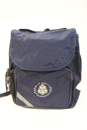 School Backpack - Navy
