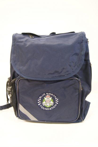 School Backpack - Navy
